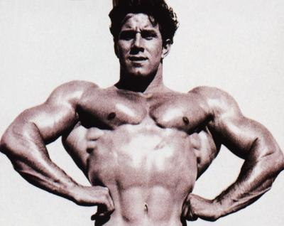 Old School Bodybuilding: Reg Park's 5x5 Workout