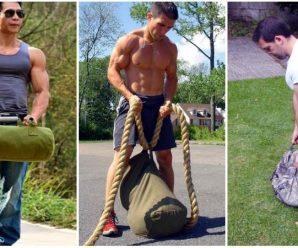 sandbag-training
