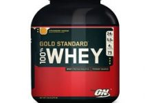 Review of Optimum Nutrition 100% Whey Gold Standard