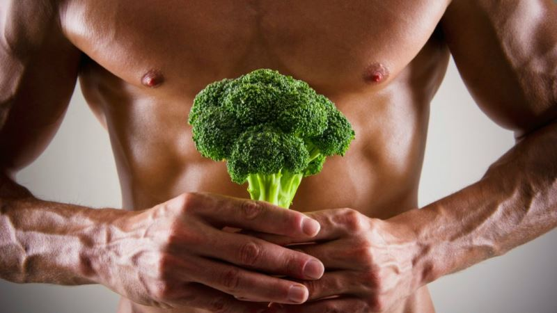 foods with anabolic effects