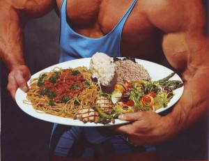 The 7 Top Muscle Building Foods
