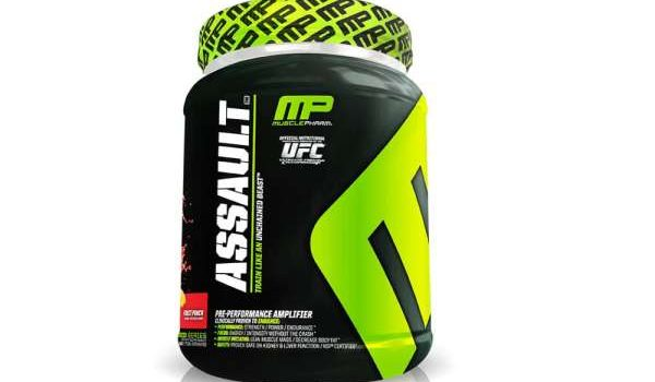 Muscle pharm assault package