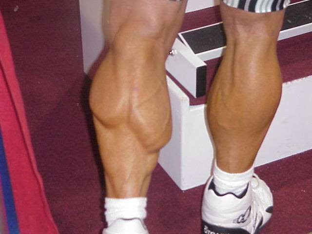 big calves