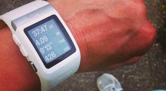 Nike+ SportWatch GPS Powered