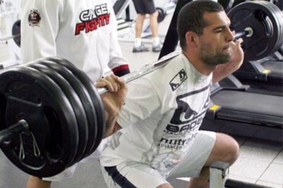 MMA squats