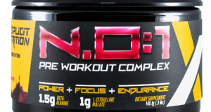 N.O:1 – Pre Workout Complex: Just Hype, or a Killer Product?