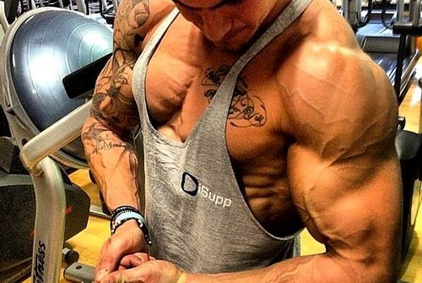 shredded guy