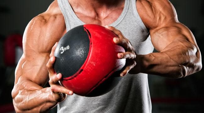 medicine ball functional training
