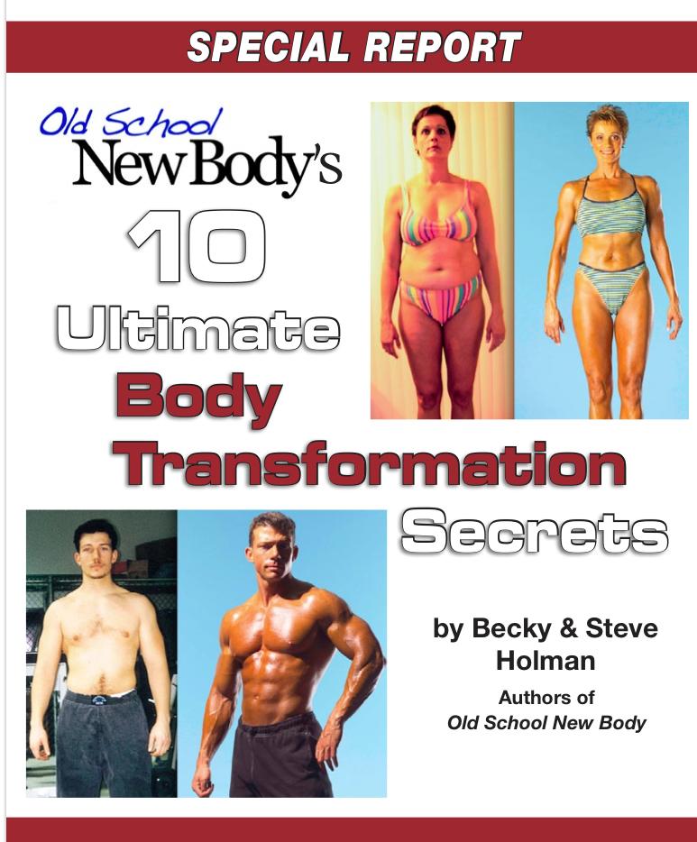 old school new body bonus