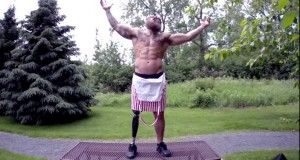 This One Legged Guy Will Give You Legitimate Tips To Get Shredded Like Him