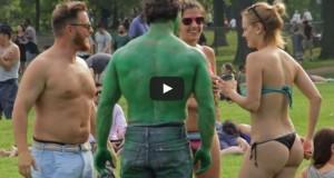 DadBod VS The Hulk – What Kind Of a Body Do Girls Like?