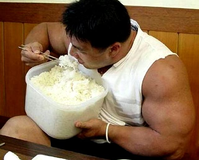 Big Pre Workout Meal