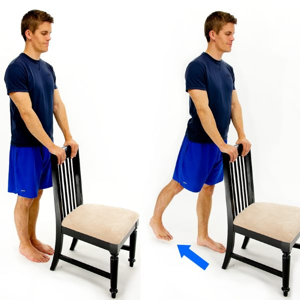 lower back pain exercises - hip extension