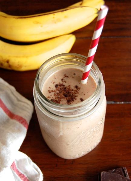 banana protein shake recipe