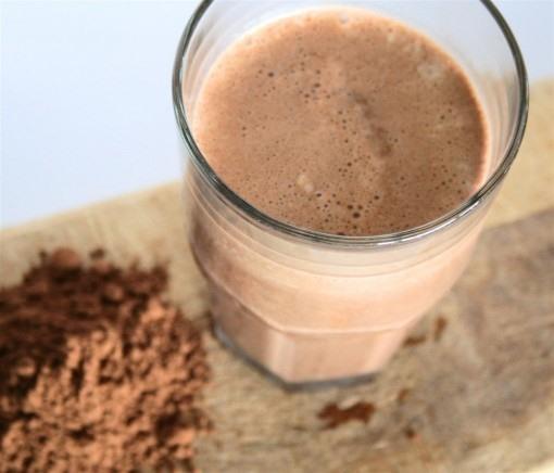 cocoa protein shake