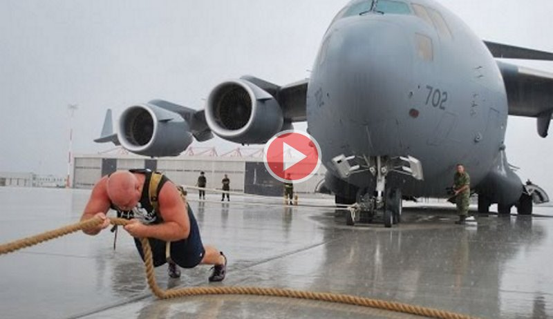 pulling-a-plane