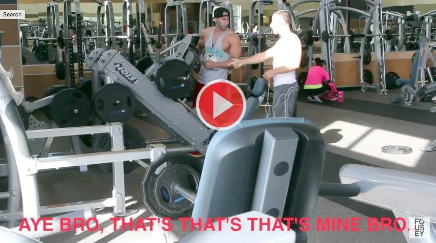 gym-thug