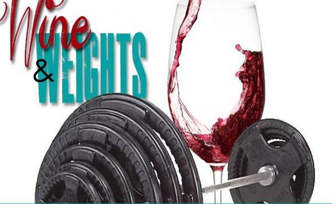 wine-and-exercise