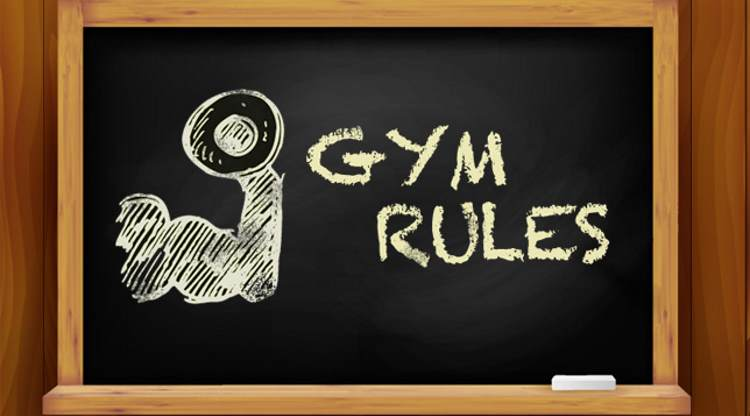 gym-rules