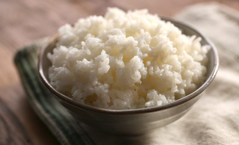 coconut oil low carb rice