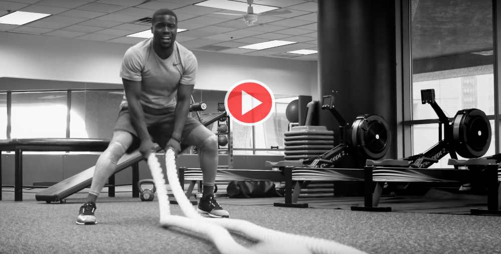 kevin hart training