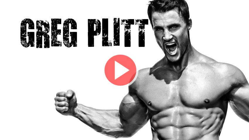 greg plitt tribute