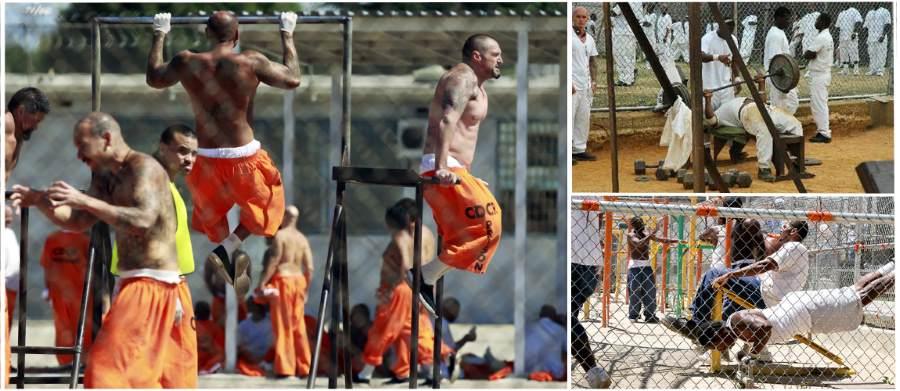Prison-Workout