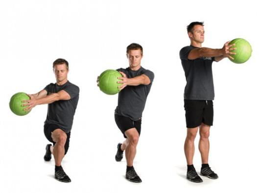 lunge-with-rotation