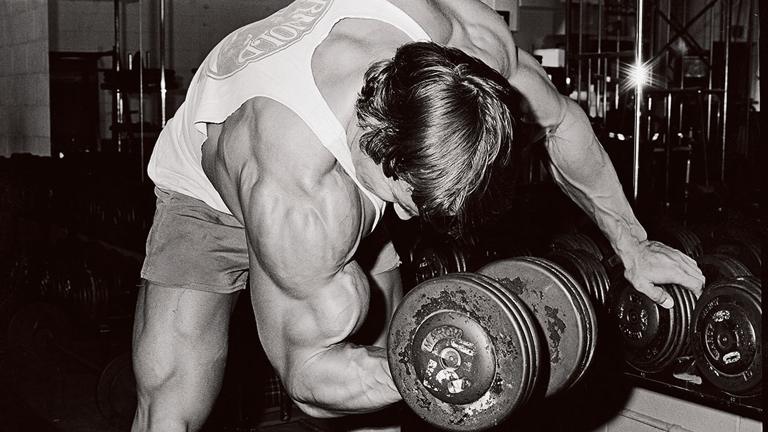 old school workout for huge arms