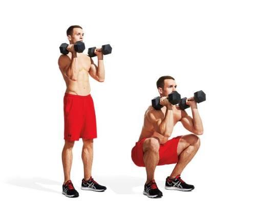 db-squat