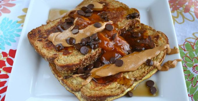 peanut-butter-protein-french-toast