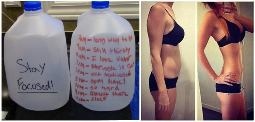 how-to-drink-a-gallon-of-water-a-day-to-lose-weight