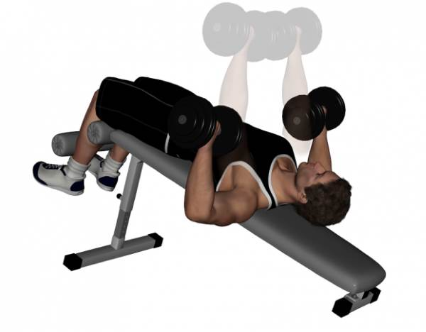 dumbbell-decline-press