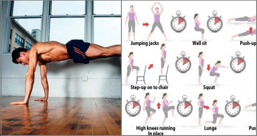 10 Week Home Workout