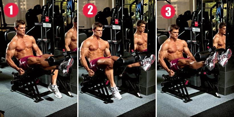 one-leg-extension-with-angled-crunch