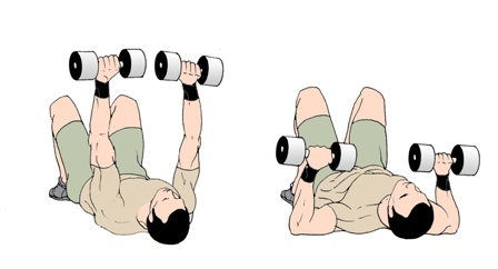 dumbbell-floor-press