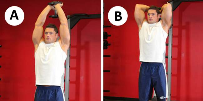 dumbbell-triceps-extension