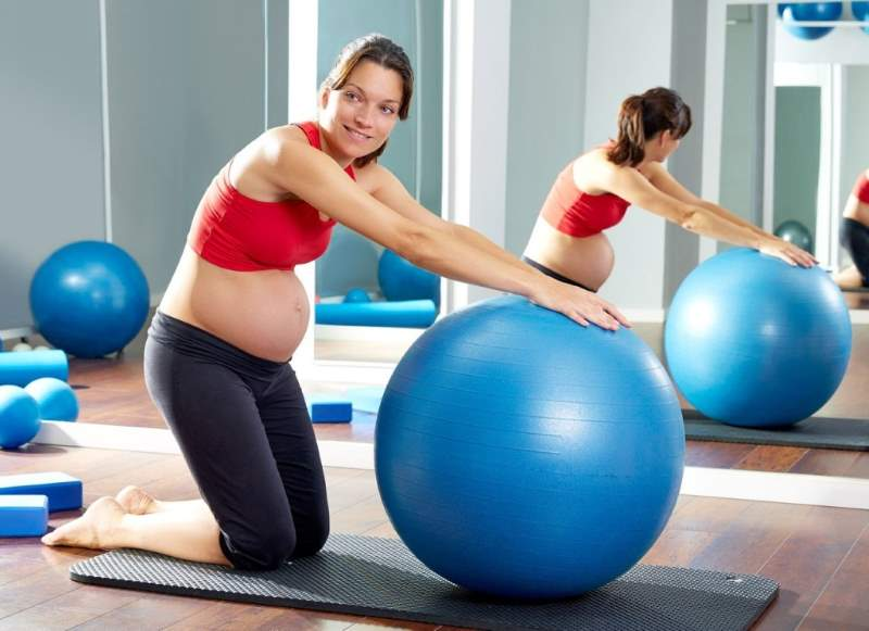 fitness-pregnancy