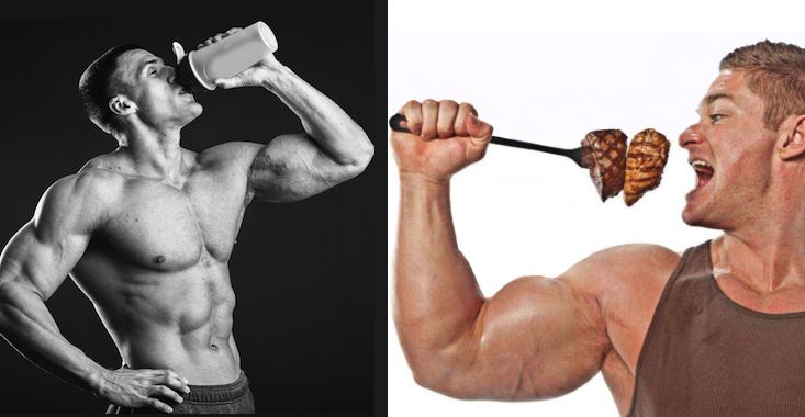 protein-supplements-vs-protein-foods