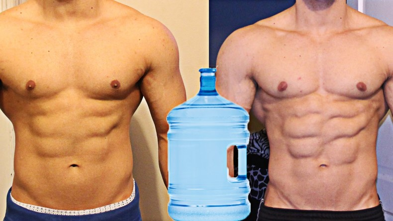 8-ways-to-cut-water-weight-and-show-your-abs