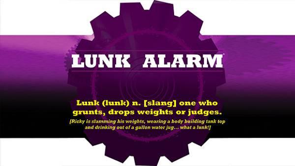 Lunk_Alarm