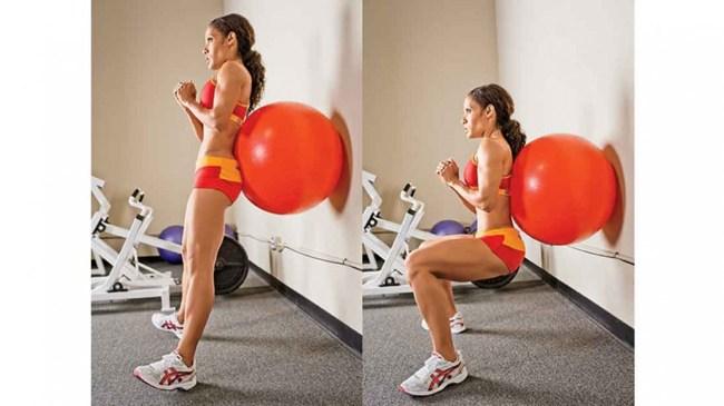 ball-wall-squat