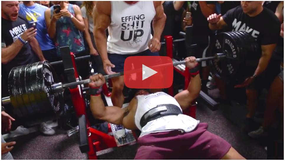 Larry-Wheels-Bench-Press