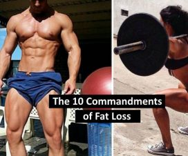 fat-loss-commandments