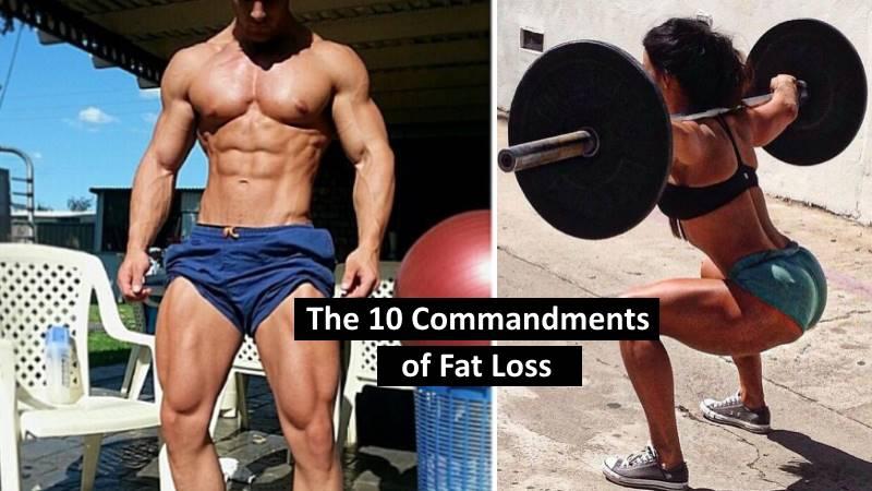 fat-loss-commandments