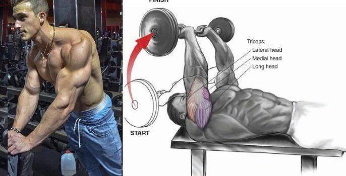 triceps-skull-crushers-3-variations-for-bigger-triceps
