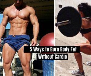 5-ways-drop-body-fat-without-cardio