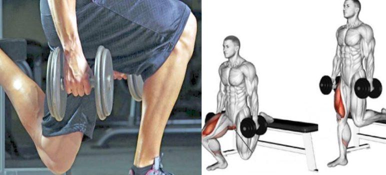 The Benefits of Doing Bulgarian Split Squats