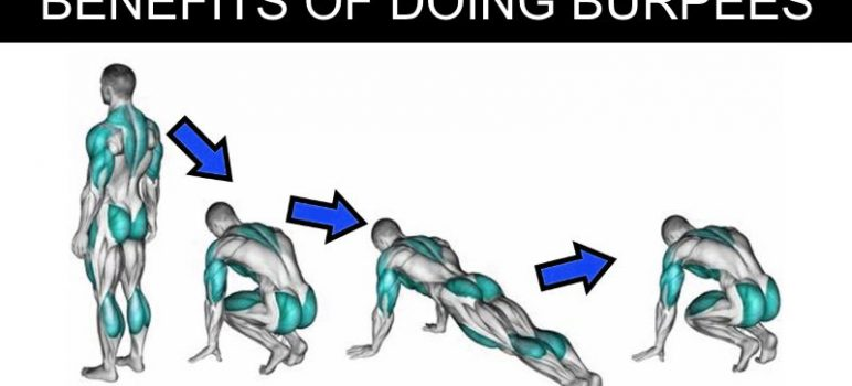 The 15 Main Benefits of Doing Burpees